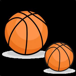 Basketball Set SVG scrapbook cut file cute clipart clip art files for silhouette cricut pazzles free svgs free svg cuts cute cut files