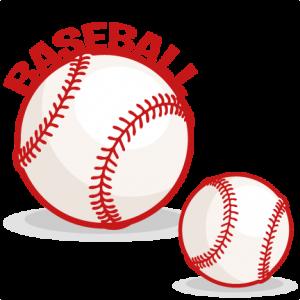 Baseball Set SVG scrapbook cut file cute clipart clip art files for silhouette cricut pazzles free svgs free svg cuts cute cut files