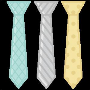 Tie Set SVG scrapbook cut file cute clipart files for silhouette cricut pazzles free svgs free svg cuts cute cut files
