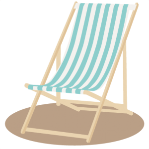 Beach Chair SVG scrapbook cut file cute clipart files for silhouette cricut pazzles free svgs free svg cuts cute cut files