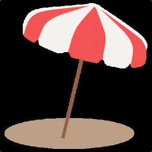 Beach Umbrella SVG scrapbook cut file cute clipart files for silhouette cricut pazzles free svgs free svg cuts cute cut files