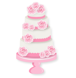 Wedding Cake SVG scrapbook cut file cute clipart files for silhouette cricut pazzles free svgs free svg cuts cute cut files