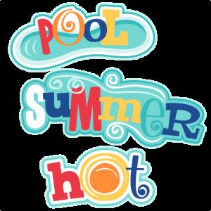 Summer Titles SVG scrapbook cut file cute clipart files for silhouette cricut pazzles free svgs free svg cuts cute cut files