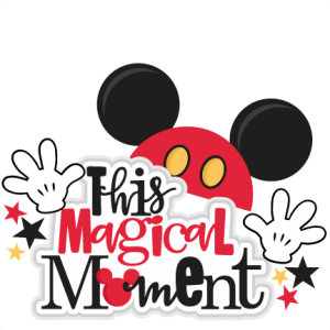 This Magical Moment  Title SVG scrapbook cut file cute clipart files for silhouette cricut pazzles free svgs free svg cuts cute cut files