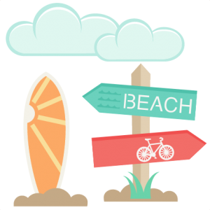 Beach Icons Set SVG scrapbook cut file cute clipart files for silhouette cricut pazzles free svgs free svg cuts cute cut files