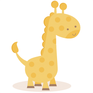 Cute Giraffe SVG scrapbook cut file cute clipart files for silhouette cricut pazzles free svgs free svg cuts cute cut files