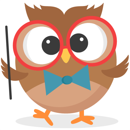 Image result for school owl clip art