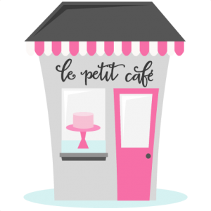 Paris Cafe SVG scrapbook cut file cute clipart files for silhouette cricut pazzles free svgs free svg cuts cute cut files