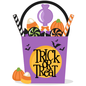 Trick or Treat Bag SVG scrapbook cut file cute clipart files for silhouette cricut pazzles free svgs free svg cuts cute cut files