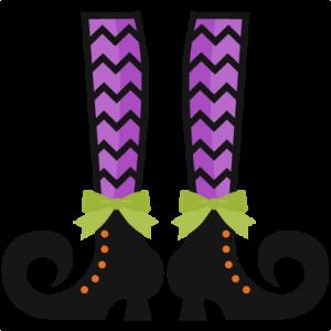 Witch Shoes SVG scrapbook cut file cute clipart files for silhouette cricut pazzles free svgs free svg cuts cute cut files