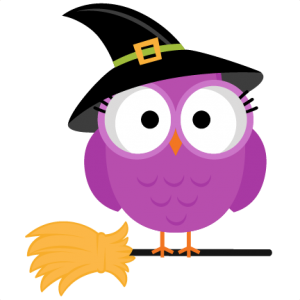 Halloween Witch Owl  SVG scrapbook cut file cute clipart files for silhouette cricut pazzles free svgs free svg cuts cute cut files