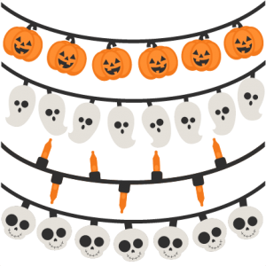 Halloween Lights SVG scrapbook cut file cute clipart files for silhouette cricut pazzles free svgs free svg cuts cute cut files