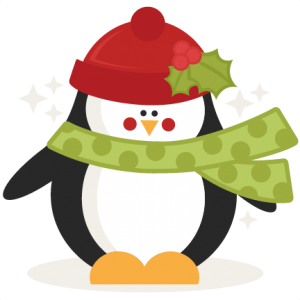 Christmas Penguin SVG scrapbook cut file cute clipart files for silhouette cricut pazzles free svgs free svg cuts cute cut files