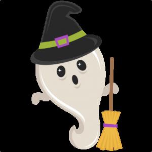 Witch Ghost SVG scrapbook cut file cute clipart files for silhouette cricut pazzles free svgs free svg cuts cute cut files