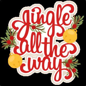 Christmas Scrapbook Title SVG scrapbook cut file cute clipart files for silhouette cricut pazzles free svgs free svg cuts cute cut files