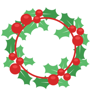 Christmas Wreath SVG scrapbook cut file cute clipart files for silhouette cricut pazzles free svgs free svg cuts cute cut files