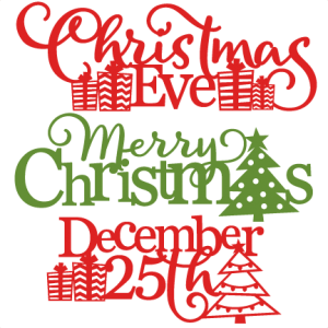 Christmas Phrases SVG scrapbook cut file cute clipart files for silhouette cricut pazzles free svgs free svg cuts cute cut files