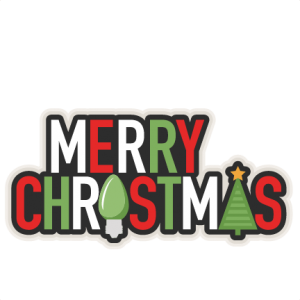 Merry Christmas Phrase SVG scrapbook cut file cute clipart files for silhouette cricut pazzles free svgs free svg cuts cute cut files