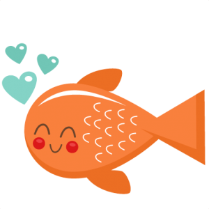 Valentine Fish SVG scrapbook cut file cute clipart files for silhouette cricut pazzles free svgs free svg cuts cute cut files