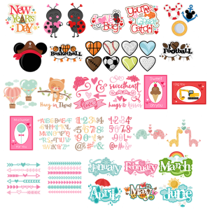 Miss Kate Cuttables January 2016 Freebies Free SVG files for scrapbooking free svg files for cricut machines free svg files