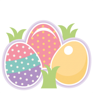 Easter Eggs SVG scrapbook cut file cute clipart files for silhouette cricut pazzles free svgs free svg cuts cute cut files