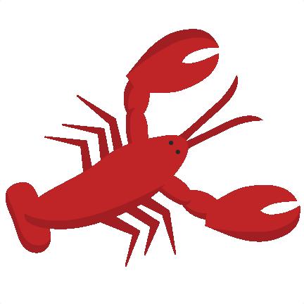 Lobster SVG scrapbook ...