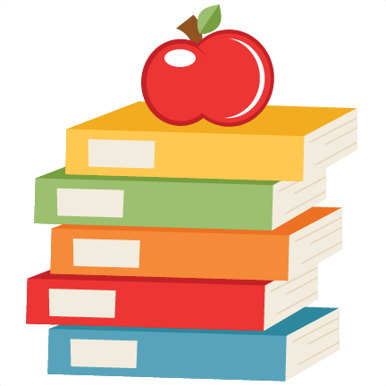 Apple on books svg scrapbook cut file cute clipart files for Apple product book