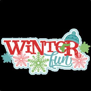 Winter Fun Title