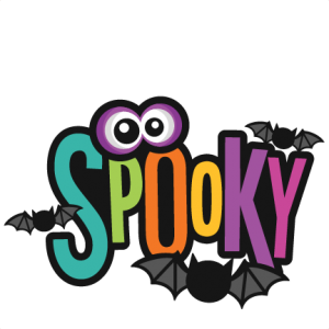 Spooky Title