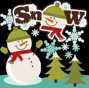 Snow SVG