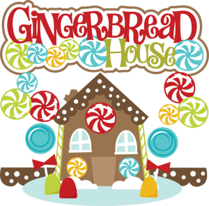 Gingerbread House SVG