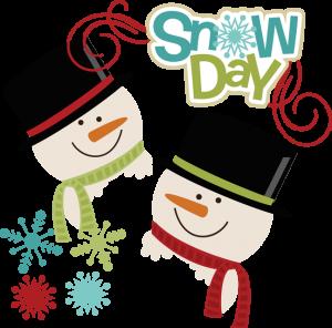 Snow Day SVG