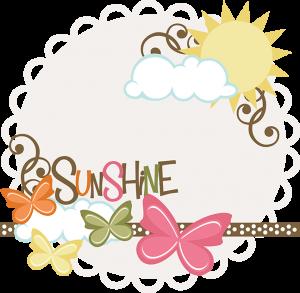 Sunshine SVG