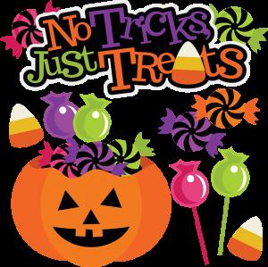 No Tricks, Just Treats SVG