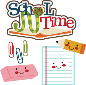 School Time SVG