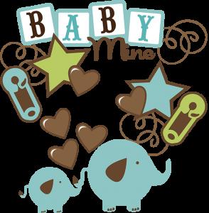 Baby Mine SVG