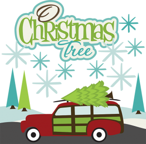 O Christmas Tree SVG