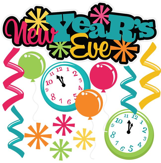 New Years Eve Countdown Clipart New year's eve
