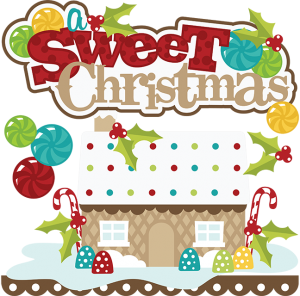 A Sweet Christmas SVG