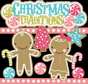 Christmas Traditions SVG