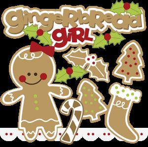 Gingerbread Girl - gingerbreadgirl1212 - Christmas