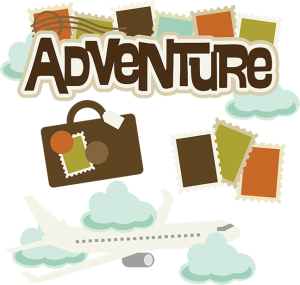 Adventure SVG airplane svg vacation svg vaction clipart cute clip art cute vacation clipart