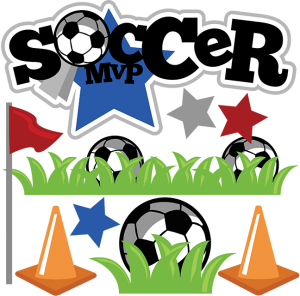 Soccer MVP SVG soccer clipart soccer ball clipart cute clip art soccer ball svg file