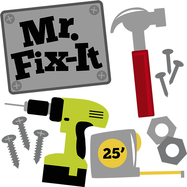 Meet Ryan Suggs and his crew of Mr Fix It All