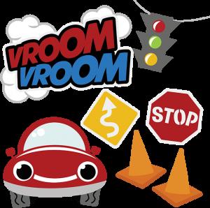 Vroom Vroom SVG car svg file boy svg files free svg files svg files for scrapbooking cute clipart