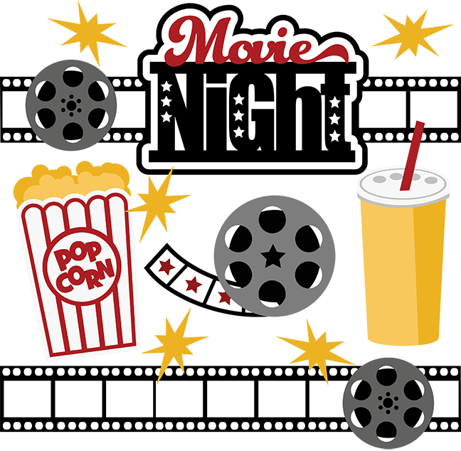 Perfect Movie Night Clip Art 648 x 634 · 198 kB · png