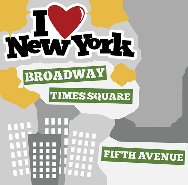 I Heart New York SVG vacaction svg file new york scrapbook ...