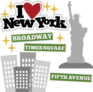 I Heart New York SVG vacaction svg file new york scrapbook svg files cute clipart