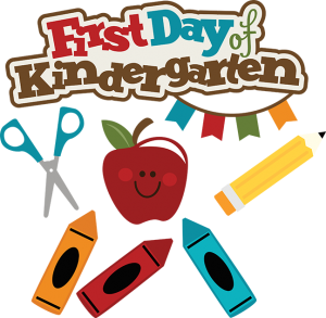 First Day Of Kindergarten SVG school svg files crayon svg file kindergarten svg files for scrapbooking