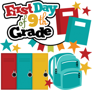 First Day Of 9th Grade SVG school svg files for scrapbooking free svg files